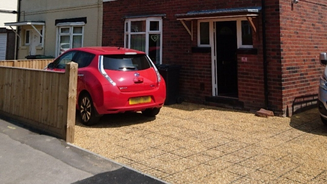 EcoGrid Testimonial - Driveway Installation